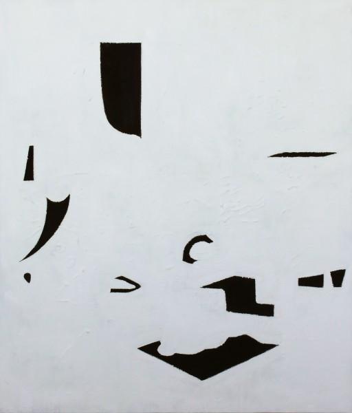 STUDIO15 #01, huile sur toile, 53x45,5cm, 2011